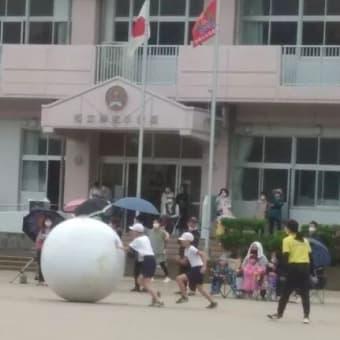 津吉小学校運動会
