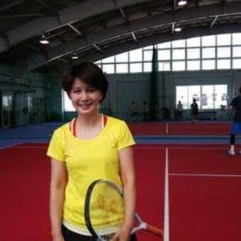 テニスウェアと腕時計☆