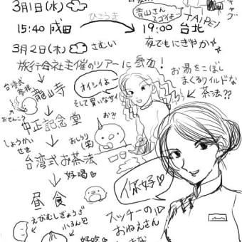 卒業旅行【台湾編】