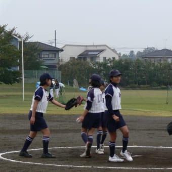 解脱杯小学生女子ソフトボール大会 結果
