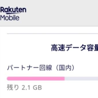 高速データ容量