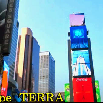 世界中の医療従事者の皆様に感謝の気持ちを込めて!「Hope TERRA~希望の地球(きぼうのほし)~」