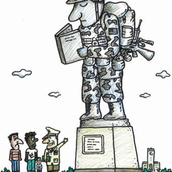 橋本勝の政治漫画再生計画-第27回-