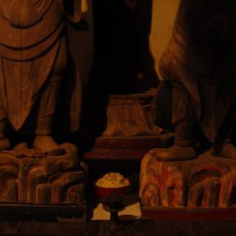 12月のテレホン法話(12/16~/31) 「糧飯(かてめし)」