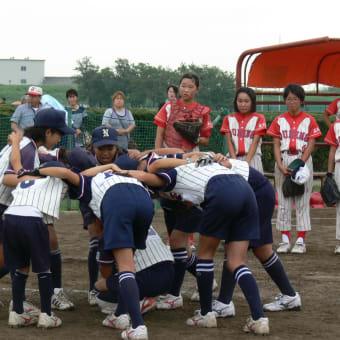 埼玉県スポーツ少年団ソフトボール女子中央大会