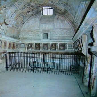 イタリア:ポンペイの遺跡