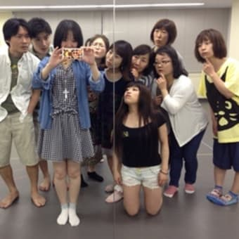 「AMP THE PAVILION:001」#019【2014.06.01】稽古20回目!by:泉いづる