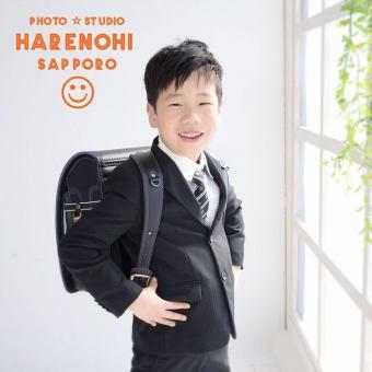 3/17 入学記念withランドセル 札幌写真館フォトスタジオハレノヒ