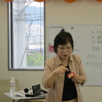 2013年 第2期もこママ講習会 楽しく進んでいます