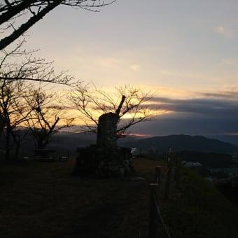 ジョグ+四王寺山