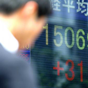◇平均株価1万5千円を突破!~長期金利の急騰に警戒感も