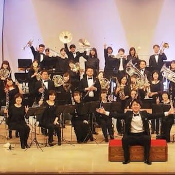 R公民館(老大)悠の会登校日  講演 吹奏楽でクリスマスコンサート