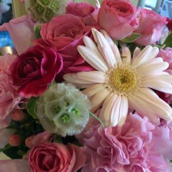 母の日。ありがとうございました。