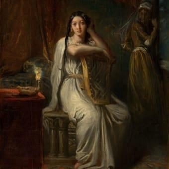 「フランス・ロマン主義の異才」テオドール・シャセリオー(Théodore Chassériau)の絵画