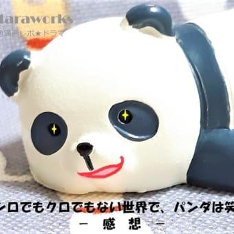 『シロでもクロでもない世界で、パンダは笑う。』あらすじ感想まとめます