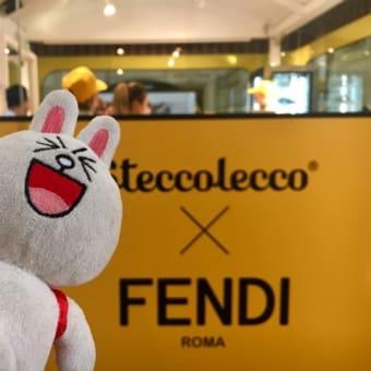 お洒落すぎるSteccolecco×FENDI@ミラノ