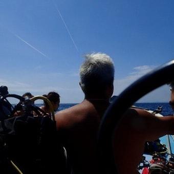 9月4日(土)今年は、めいっぱいダイビングを楽しむHINANOツアー開催!!