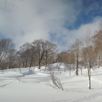 2013 妙高バックカントリースキー
