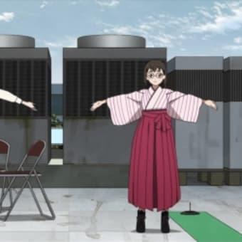 SHIROBAKO 第16話感想 ゴスロリさんのすっぴんが普通の人すぎたね