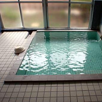 鹿教湯温泉 町高梨共同浴場