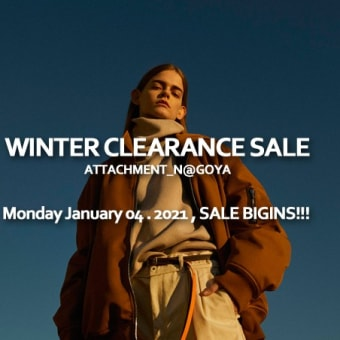 ATTACHMENT NAGOYA 2020 WINTER CLEARANCE SALE