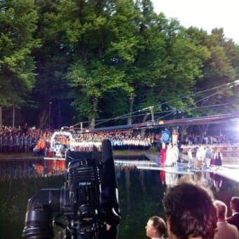 Dziesmu un Deju svetki ー 歌と踊りの祭典  その1