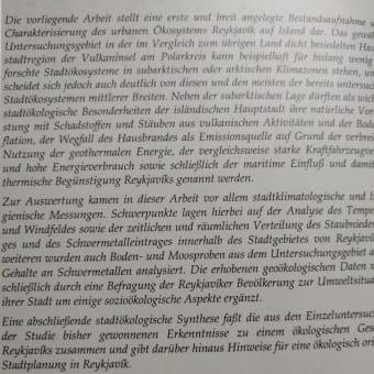 国際的ではなかった90年代ドイツの大学