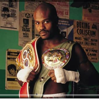 続「ボクシング 10年」PartⅫ(「恐怖の男」の時代)