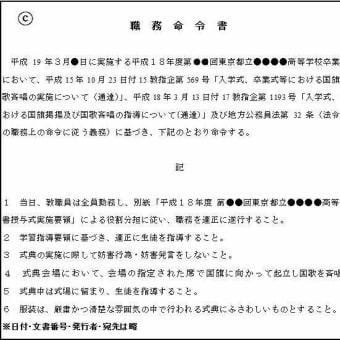 国家儀礼としての学校儀式(桃井銀平)