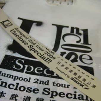 『Unclose』Special!!@日本武道館