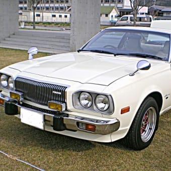 発売当時は、高級車
