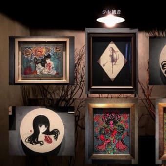 【少女観音】出展作品をWebshopにて 11月末までご購入頂けます。