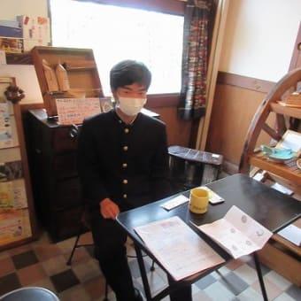 DK?(男子高校生?)も応援してくれるかも?(いえ、違います。)そして風光舎さんの珈琲豆の取扱店増えました、のお知らせ。