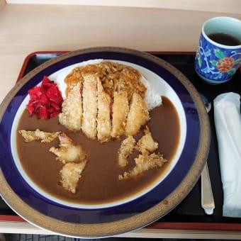 個食のグルマン-9@ 天塩・道の駅てしお で ホッキカレー