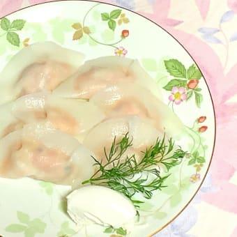 vol.85 世界の鮭料理編 紅鮭で作るペリメニ(ロシア風餃子)