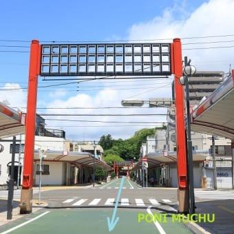 EF210貨物列車 島田駅通過 (2021年6月 オマケは島田市聖火リレーコース)