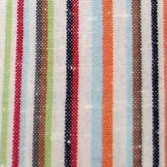 綿紬のハギレ