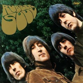 偶然にも、時代にマッチしたフォーク・ロック・アルバムが誕生 ~ US編集アルバム『Rubber Soul』