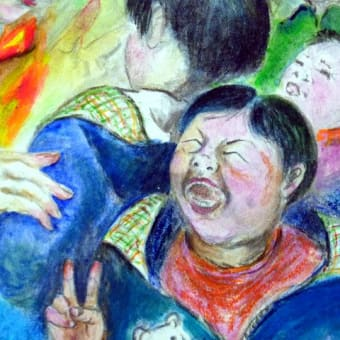 19 東日本大震災を描く