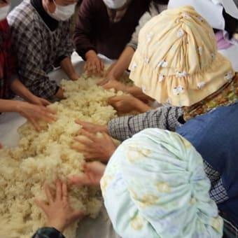 味噌作り2016 写真日記