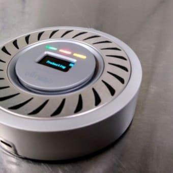 一酸化炭素警報機。