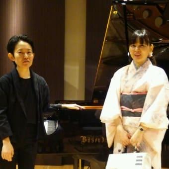 伊藤理恵さんのコンサート