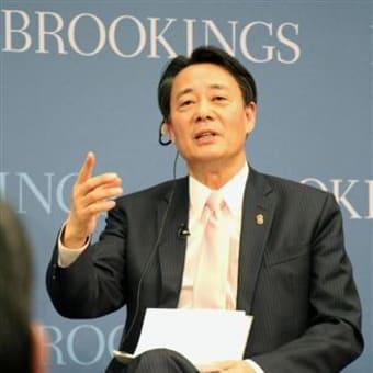 パク大統領の告げ口外交をパクった海江田民主党代表
