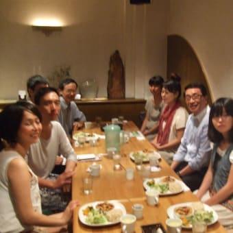 大阪ミニベジ集会 @green earth
