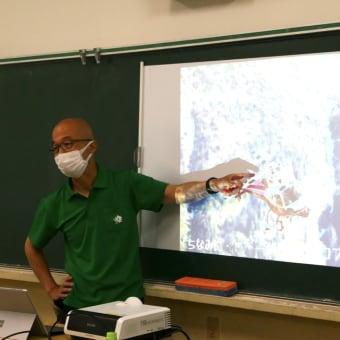 連携授業その8 ~ ドローン基礎講座(1)