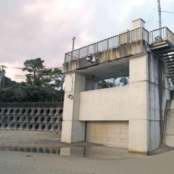 日高町  ふれあいセンターや小浦、産湯の水門に非常用自家発電機設置で防災対策  〈2021年1月14日〉
