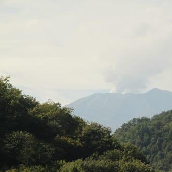 御岳山 救助活動