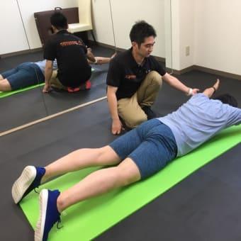 痛みのケアだけではなく運動もできる!?