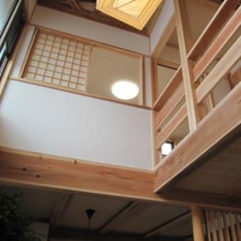 松江市産材を使った住宅フェアが開催されています