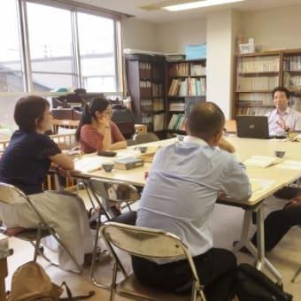 9月1日 青年会 夏の修養会